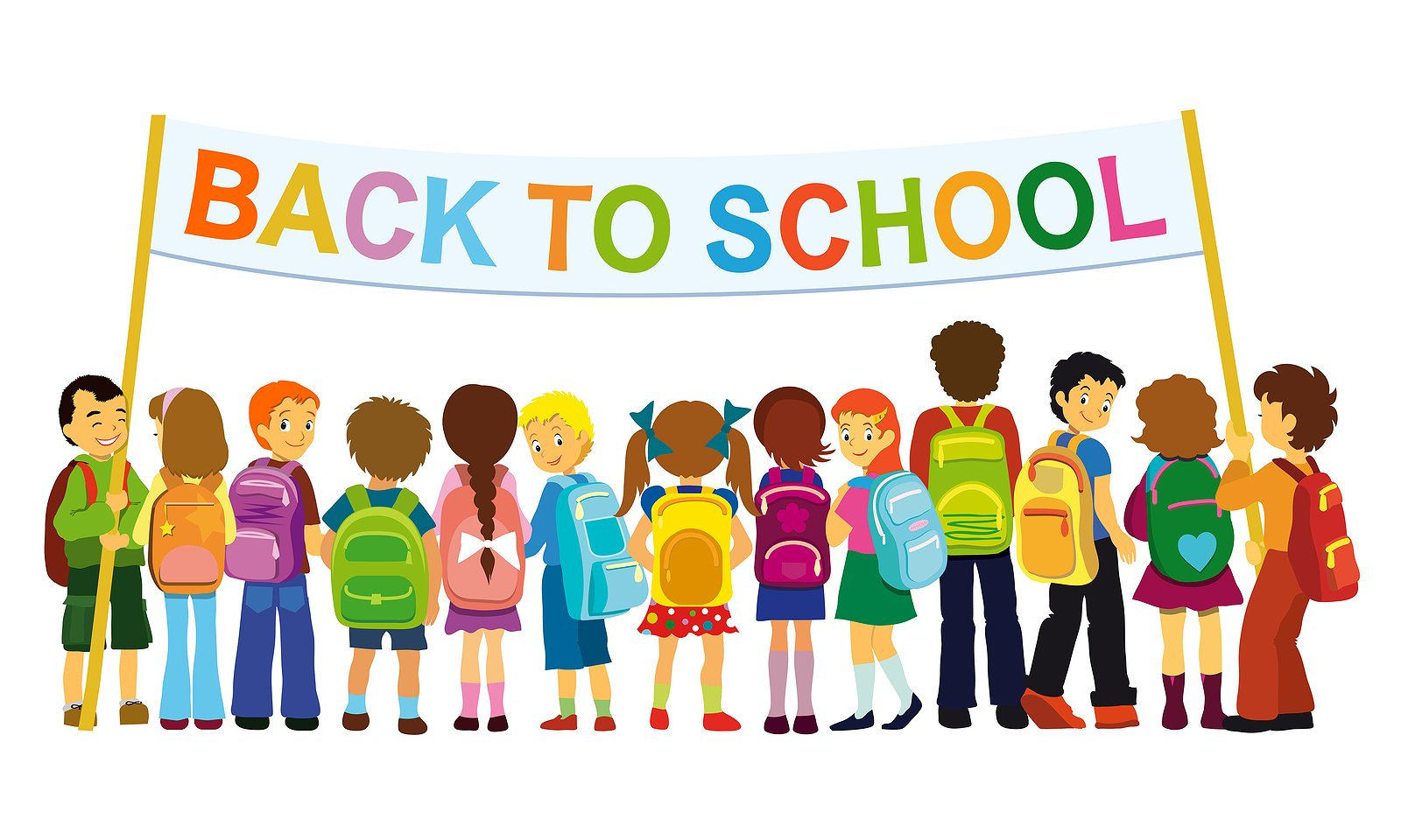 Back to School clipart ~ 28 July 2017